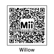 QR Code for Willow by Noggers