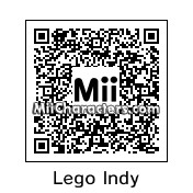 QR Code for Lego Indiana Jones by Toon&Anime