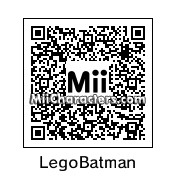 QR Code for Lego Batman by Toon&Anime