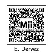 QR Code for Eugenio Derbez by Cipi