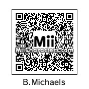 QR Code for Bret Michaels by Cpt Kangru