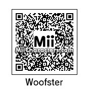 QR Code for Woofster by TurboJUSA