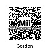 QR Code for Gordon Freeman by SAMU0L0