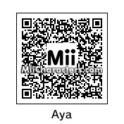 QR Code for Aya Drevis by Noggers