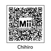 QR Code for Chihiro by Noggers