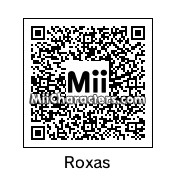 QR Code for Roxas by GameBomber420