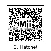 QR Code for Chef Hatchet by Cchey099