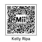 QR Code for Kelly Ripa by Cpt Kangru