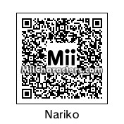 QR Code for Nariko by Cchey099