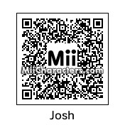 QR Code for Josh by Cchey099