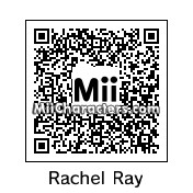 QR Code for Rachel Ray by Cpt Kangru