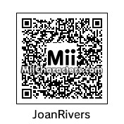 QR Code for Joan Rivers by Cpt Kangru