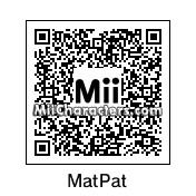 QR Code for Matthew Patrick by IntroBurns