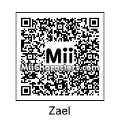 QR Code for Zael by DE7