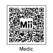 QR Code for Medic by Hootsalot