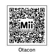 "QR Code for Hal ""Otacon"" Emmerich by Hootsalot"