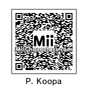 QR Code for President Koopa by Hootsalot