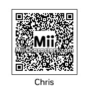 QR Code for Chris McLean by Hootsalot