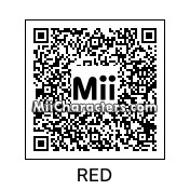 QR Code for RED by Hootsalot