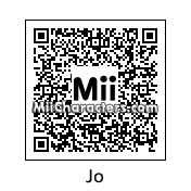 QR Code for Jo by Cchey099