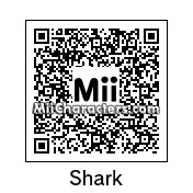 QR Code for Shark by MiiFox2003