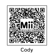 QR Code for Cody by Cchey099