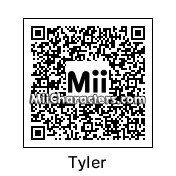 QR Code for Tyler by Cchey099