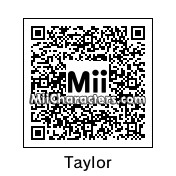 QR Code for Taylor by rhythmclock