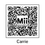 QR Code for Carrie by rhythmclock