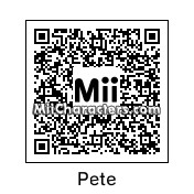 QR Code for Pete by rhythmclock