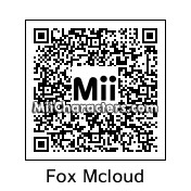QR Code for Fox McCloud by !SiC