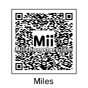QR Code for Miles by rhythmclock