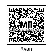QR Code for Ryan by 3dsGamer2007