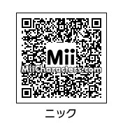 QR Code for Nick Cox (???) by NCox01