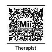 QR Code for Therapist by Milesthumbs