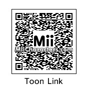 QR Code for Toon Link by batwing321