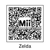 QR Code for Princess Zelda by batwing321