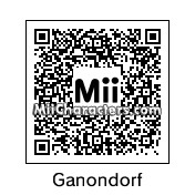 QR Code for Ganondorf by batwing321
