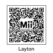 QR Code for Professor Layton by batwing321