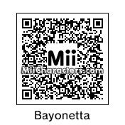 QR Code for Bayonetta by batwing321