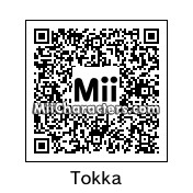QR Code for Tokka by !SiC
