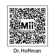 QR Code for Dr. Robert Hoffman by magikarpow