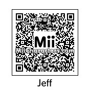 QR Code for Jeff Randell by godehteikooc