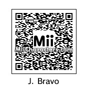 QR Code for Johnny Bravo by Noah