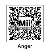 QR Code for Anger by Ultra