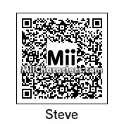 QR Code for Steve by Ultra