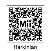 QR Code for King Harkinian by Ultra