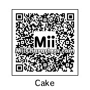 QR Code for Cake the Cat by Noggers