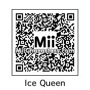 QR Code for Ice Queen by Noggers