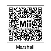 QR Code for Marshall Lee by Noggers